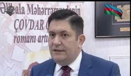 Azərbaycan yazıçısı Rusiyada kitab festivalında iştirak edəcək