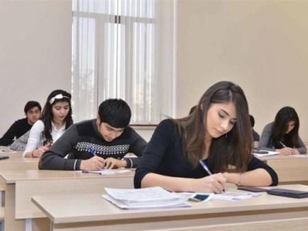 Magistraturaya qəbul imtahanının nəticələri açıqlandı