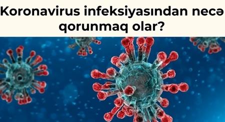 Koronavirusdan qorunmaq mövzusunda sosial çarxlar - VİDEOLAR