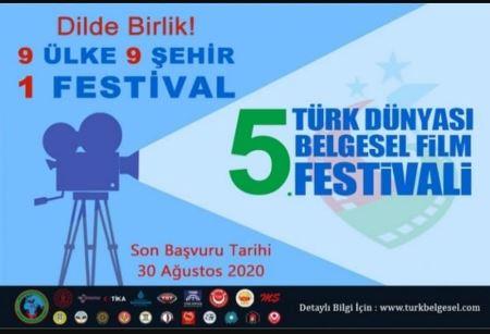 V Türk Dünyası Sənədli Film Festivalı keçiriləcək