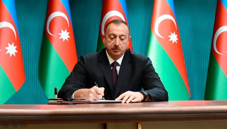 Prezident yeni Xarici İşlər naziri təyin etdi - Sərəncam