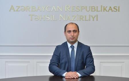 Yeni Təhsil naziri təyin edildi - Sərəncam