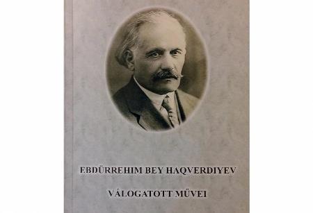 Haqverdiyevin kitabı macar dilində nəşr edilib