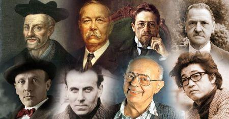 Dünyanın 8 məşhur həkim-yazıçısı