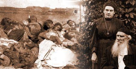 Tolstoyun qızının erməni vəhşilikləri haqqında yazdıqları