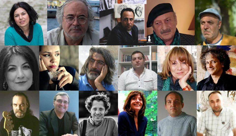 Türk yazarlarından Azərbaycana DƏSTƏK