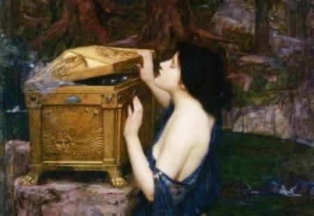 Pandora qutusu - Hekayə