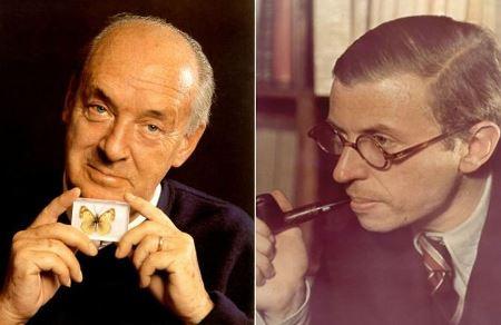 Sartrın ilk cəhdi – Nabokov