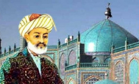 Nəvai - Sultanın süd qardaşı