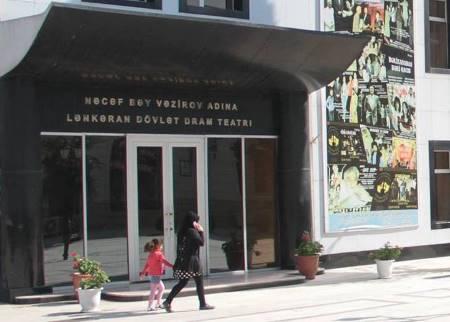 Lənkəran teatrı soyqırımın ildönümünə kompozisiya hazırlayıb