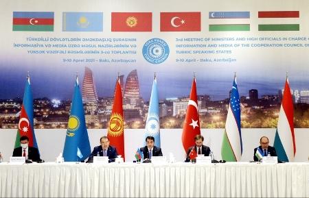 Türk Şurası Bakıda toplandı - Fotolar