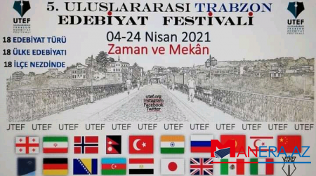 Trabzon Ədəbiyyat Festivalı başlanıb