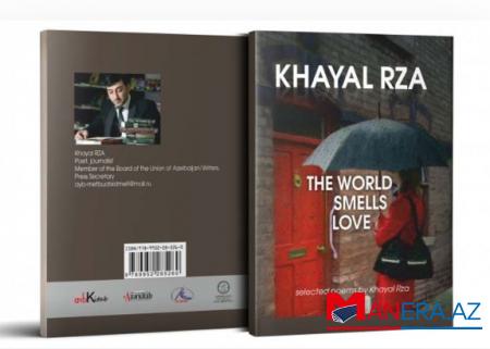 Azərbaycanlı şairin ingilis dilində kitabı işıq üzü gördü