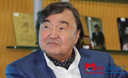 Prezident Oljas Süleymanovu təltif etdi