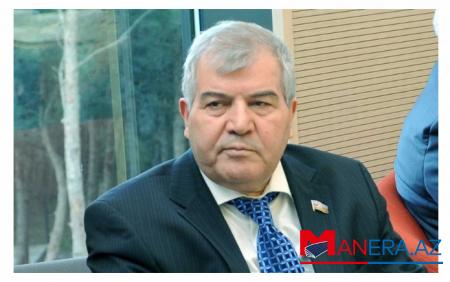 """Sabir Rüstəmxanlı """"Şöhrət"""" ordeni ilə təltif edildi"""