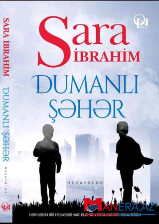 Sara İbrahimdən hekayələr kitabı - Foto