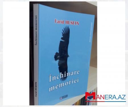 Fərid Hüseynin kitabı Moldovada çap olunub