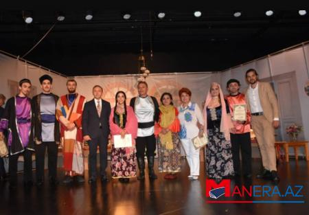 İstanbulda Haqverdiyevin əsəri səhnələşdirilib