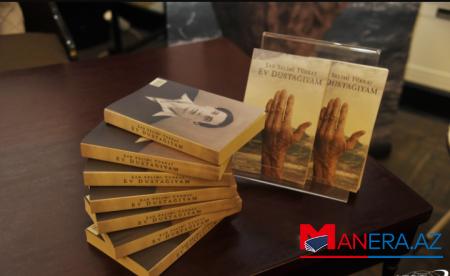 Bakı Kitab Mərkəzində gənc yazıçının imza günü keçirilib - Fotolar