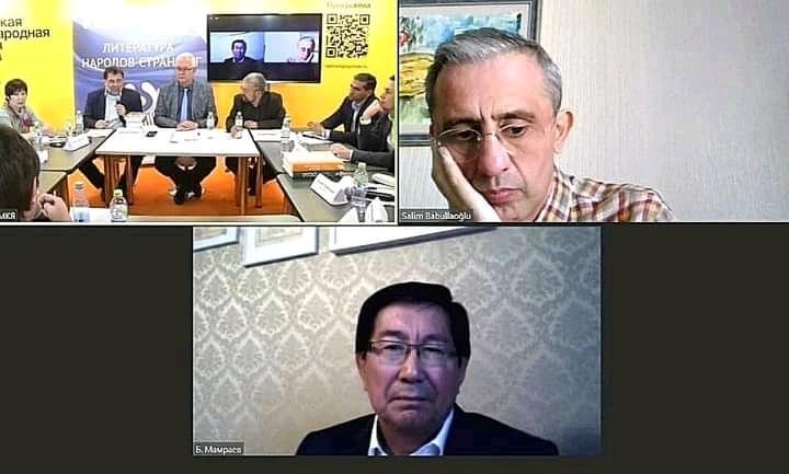 Səlim Babullaoğlu beynəlxalq konfransda iştirak edib